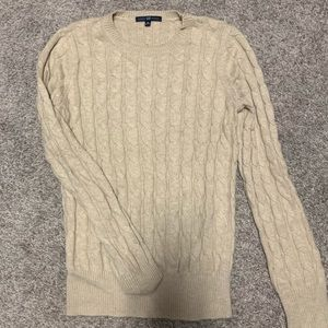 GAP cable knit sweater.